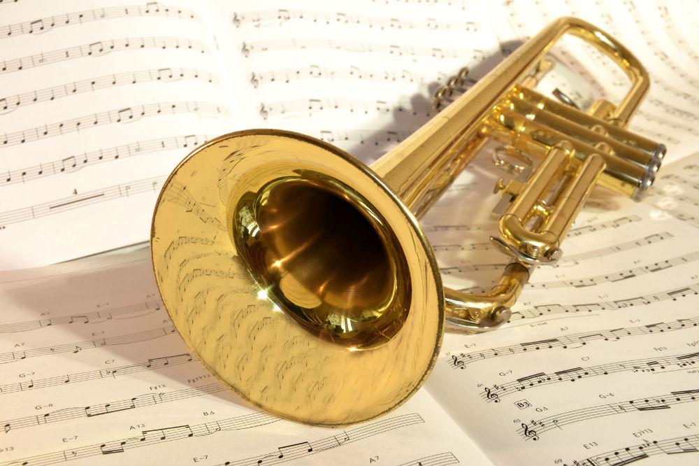 Mendini MPT-N Nickel Plated B Flat Pocket Trumpet